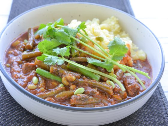 string bean stew