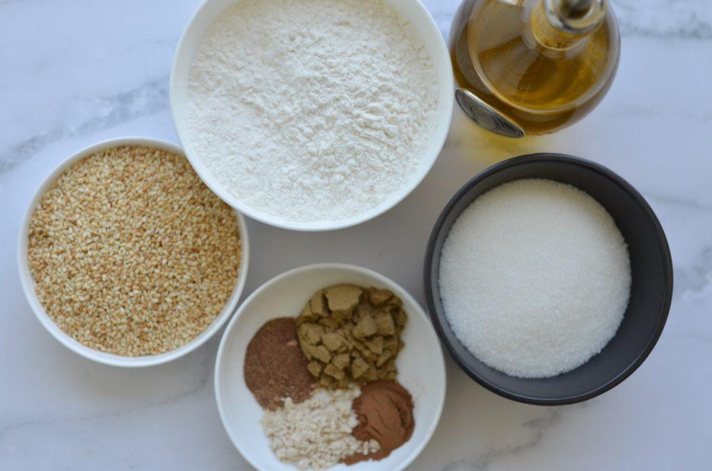 sweet makarooni ingredients