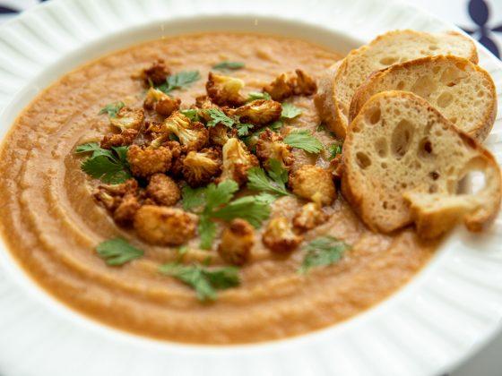 hearty cauliflower soup